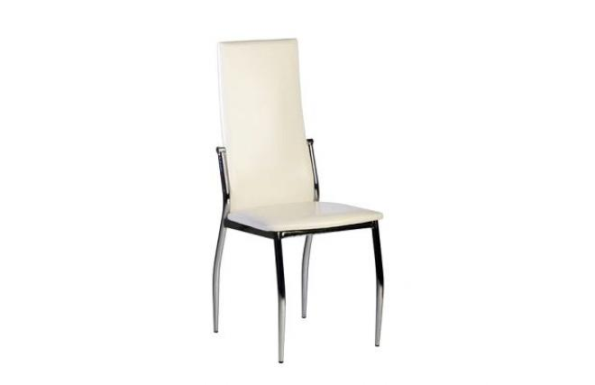 4 Off White Modern Kitchen Dining Chairs Berlin Miliboo
