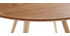 ARTIK Ash Modern Round Dining Table