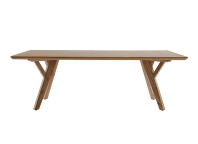 Ash Modern Coffee Table 120x60 KYOTO