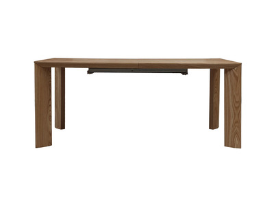 Ash Modern Extending Dining Table LOUNA