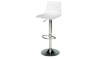 Bar stool design white ATRAX