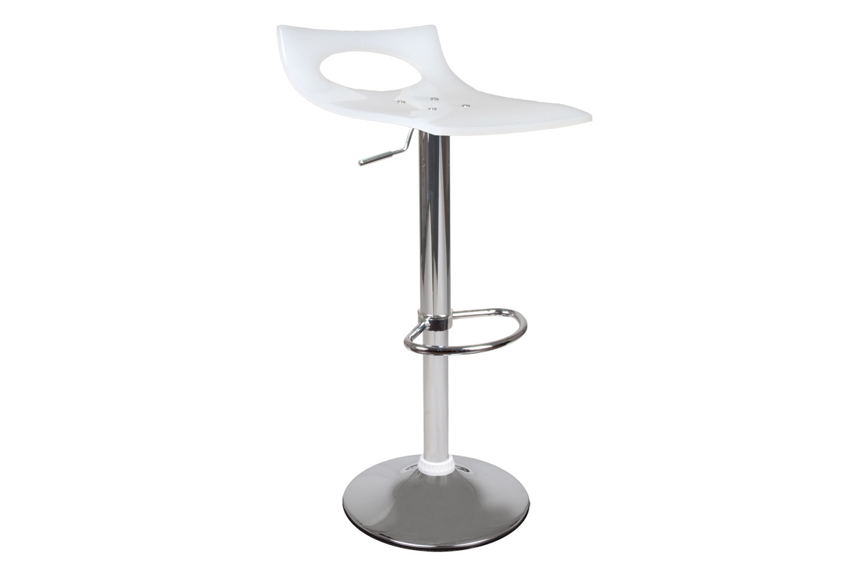 Bar stool up to you CALYPSO white