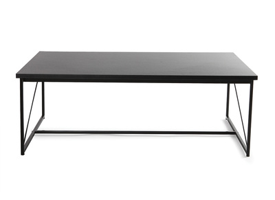 Black and Grey Modern Coffee Table WALT