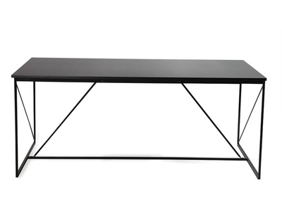 Black and Grey Modern Dining Table WALT