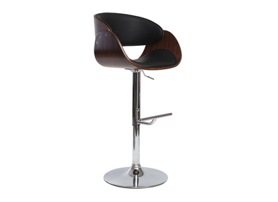 Black Bar Stool BENT