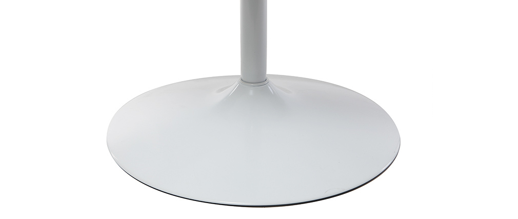 CALISTA White Modern Dining Table 100cm