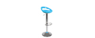 COMET bar stool - blue