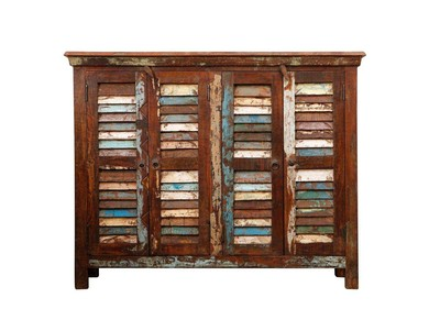 CORSICA Recycled Wood Sideboard