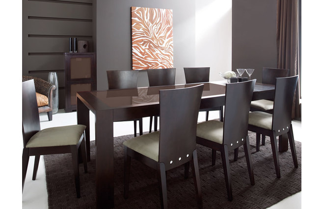 Beautiful Tables » Dining tables » Extendible dining table BRANDON - solid oak  660 x 427 · 89 kB · jpeg