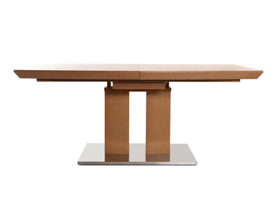 Extending Modern Ash Dining Table PYLOS