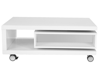 Glossy White Coffee Table LIVO