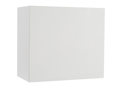 Glossy White Square Wall Unit COLORED
