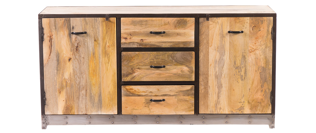 INDUSTRIA Industrial Style Sideboard