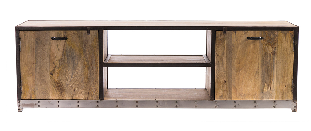 INDUSTRIA Industrial Style TV Stand 178cm