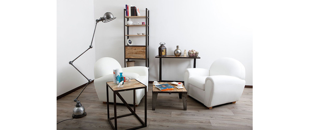 INDUSTRIA Square Coffee Table