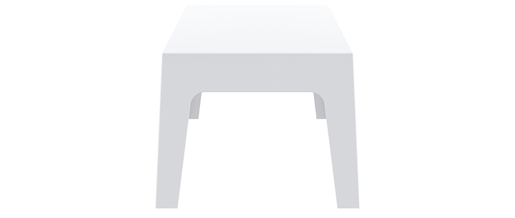 LALI White Modern Garden Coffee Table