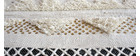 LENITY wool and sequin rug 160x230cm