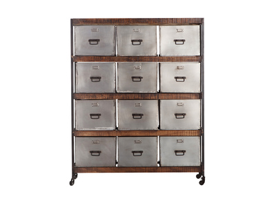 Modern 12 Drawer Chest LOFT