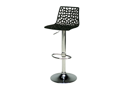 Modern Black Bar Stool ATRAX