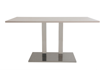 Modern Light Wood 150x80 Dining Table FILIA