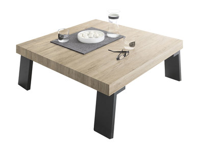 Modern Oak Square Coffee Table ORIGIN