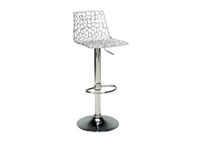 Modern Transparent Bar Stool ATRAX