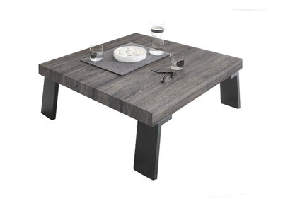 Modern Wenge Square Coffee Table ORIGIN