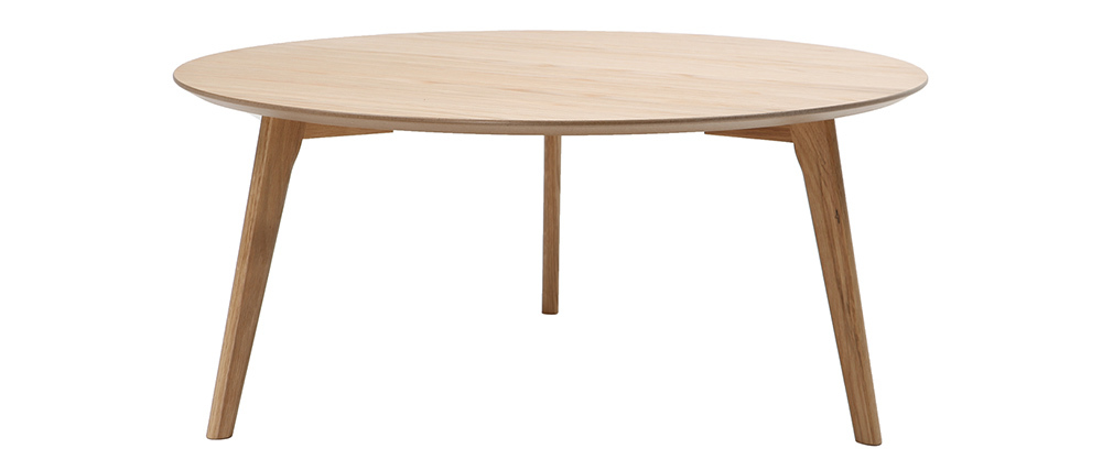 ORKAD round designer coffee table