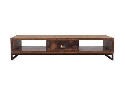 Recycled Wood Coffee Table MADRAS