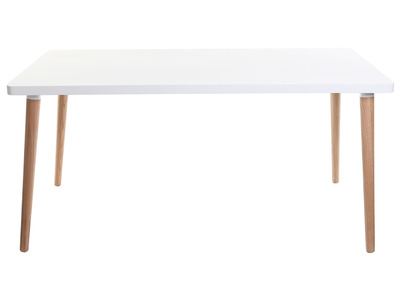 Scandinavian Style Dining Table TOTEM