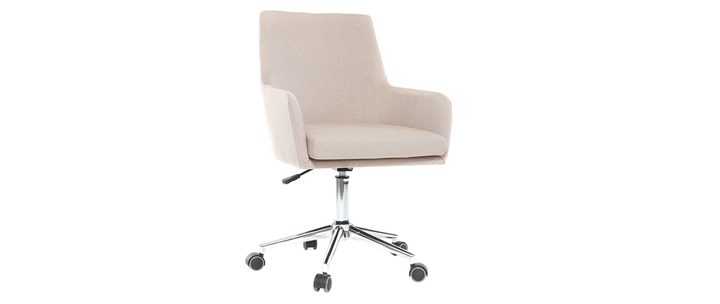 SHANA natural fabric office chair