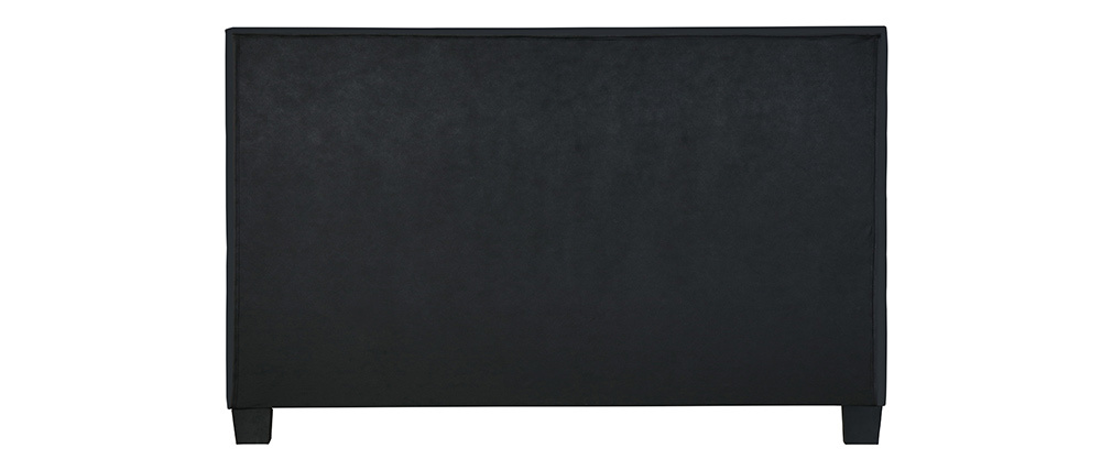 SOLAL 160x200cm black adult bed