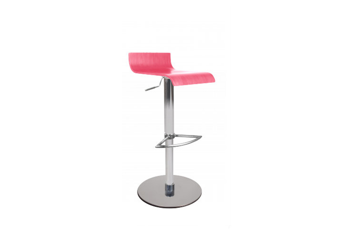 SURF PINK LADY bar stool - pink