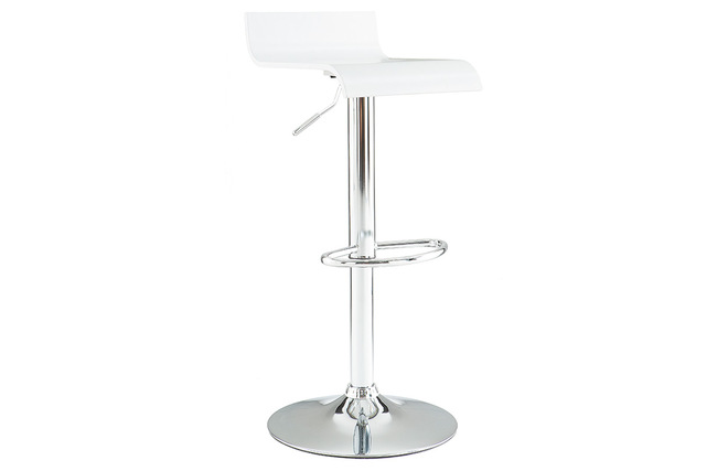 SURF V2 bar stool - white