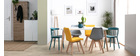 TOTEM Scandinavian Style Dining Table L160