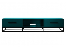 TV stand design blue SURFACE