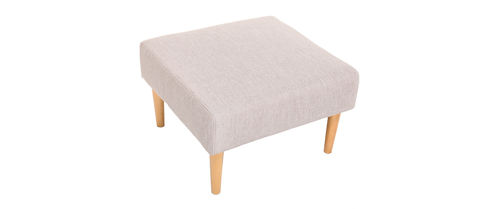 ULLA designer natural footrest