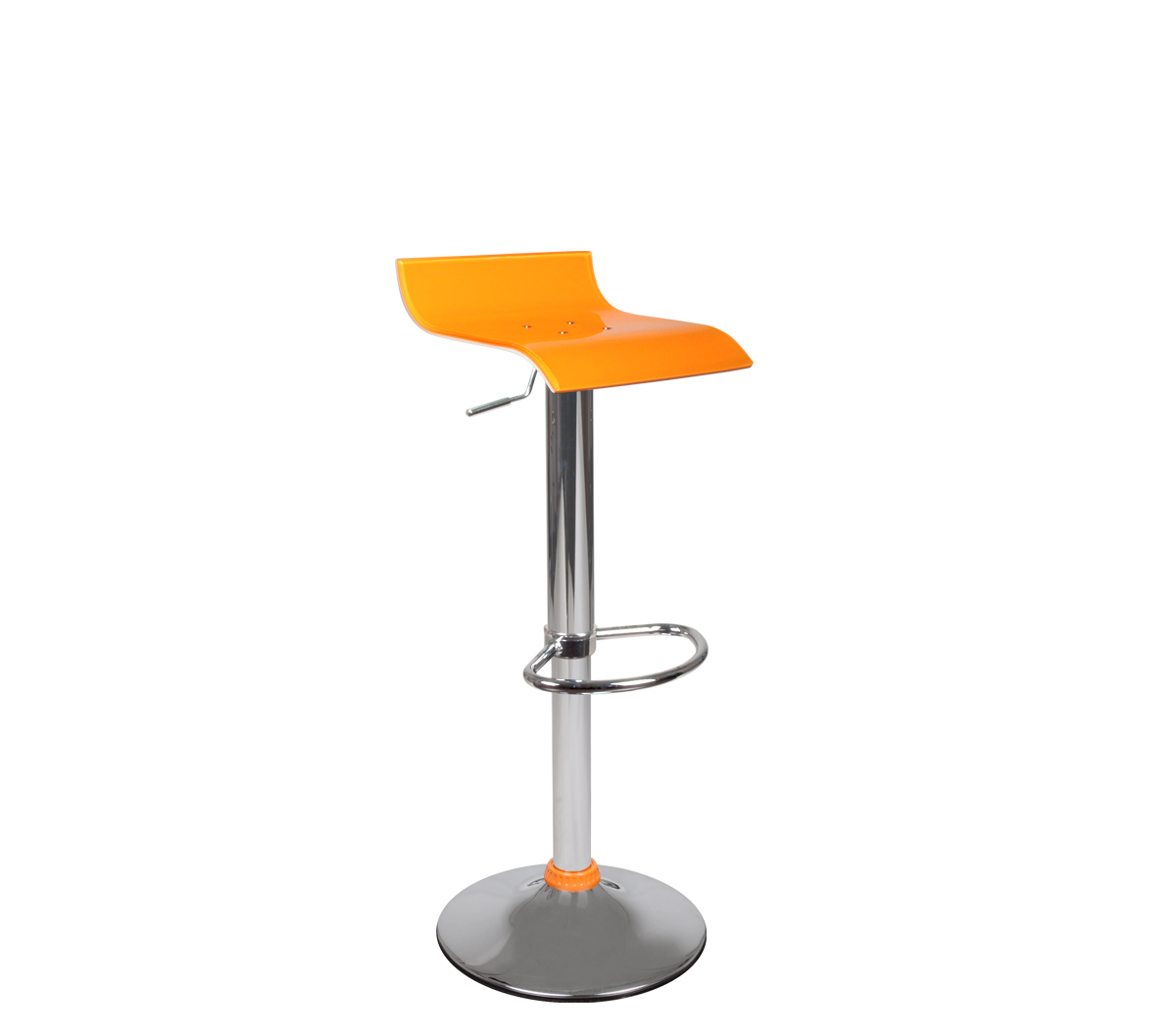 VEGA bar stool - orange