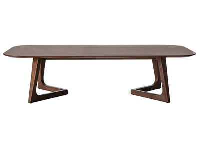 Walnut Modern Coffee Table 150cm JUKE