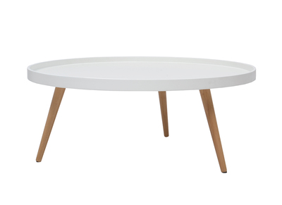 White Modern Coffee Table RIX