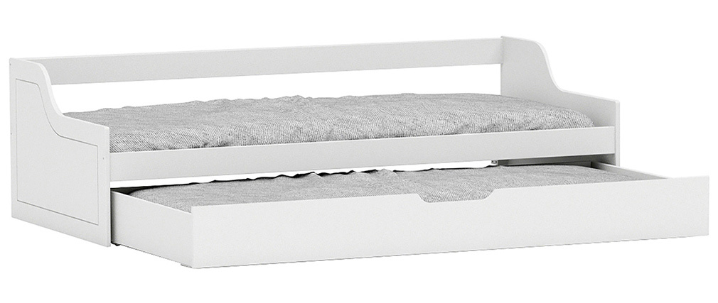 White Pine Kids Daybed with Drawer 90x200cm THEO