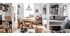 WITTY designer dining table with storage 200cm