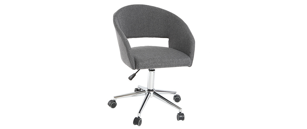 YLA anthracite grey office chair